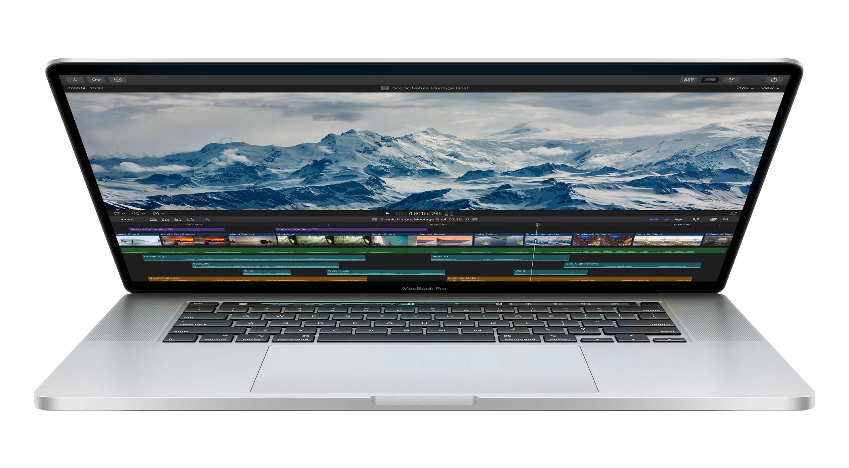 MacBook Pro 16-inch laptop